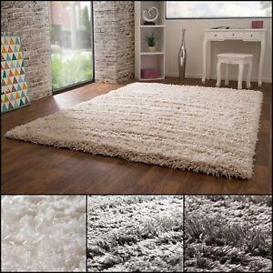 Relativ Hochflor Langflor Teppich Pindos Weich Flauschig Wohnzimmer RV77
