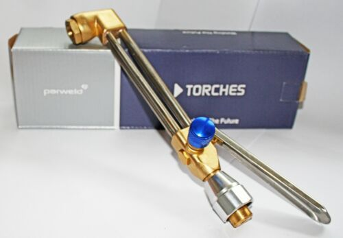 No 2 to No 5 Nozzles Oxygen Bent Neck Brazing //Cut Torch Propane Heating