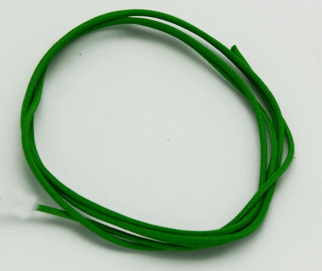 10/' BCY Flo Green D Loop Material Archery Bowstring Rope Drop Away Cord
