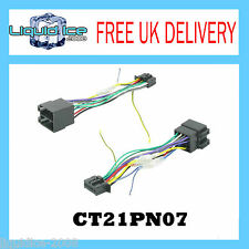 CT21PN07 REPLACEMENT BACK OF RADIO ISO HARNESS FOR 2010 PIONEER UNITS