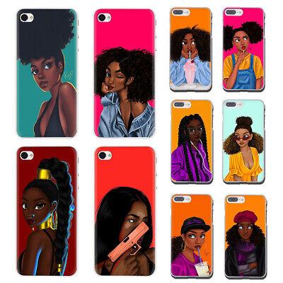 Black Girl Magic Melanin Poppin Hard Case For Iphone 11 Pro Max Xs