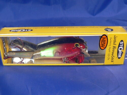 bass aspio trota Storm Jointed Minnowstick 10 gr 9cm pesca spinning persico