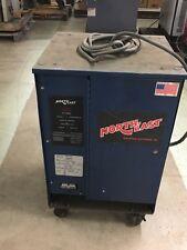 North East Industrial Forklift Battery Charger Model 1ne6 750 12v