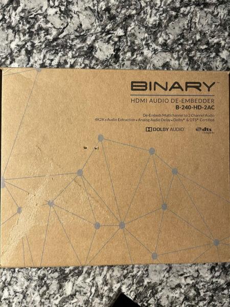 binary b-240-hd-2ac wie kann ich in kanada geld von zu hause aus verdienen?
