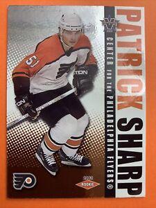 2003-Pacific-Vanguard-Rookie-127-Patrick-Sharp-1650-Philadelphia-Flyers-RC