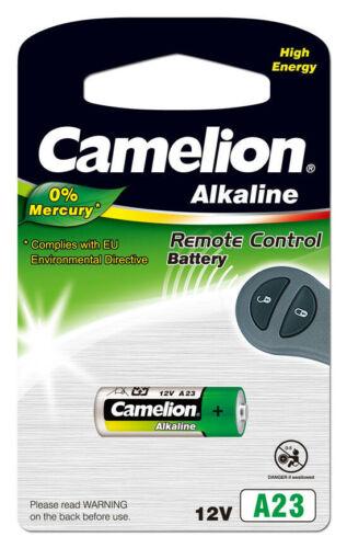 1x Camelion Alkaline-Batterie 12V A23 23A LR23A MN21 V23A L1028
