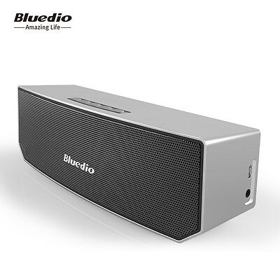 Bluedio BS3 Mini Altavoz Bluetooth Inalámbrico Portátil con microfono para movil