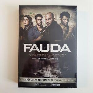 prix-explose-FAUDA-ENTRE-TERRORISTES-amp-POLICE-SAISON-2-DVD-NEUF