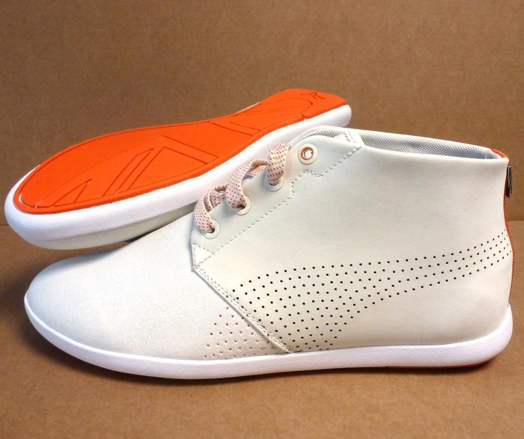MINI by Puma Alwyn Mid Men Sneaker Schuhe Turnschuhe Gr. 41 neu Freizeitschuh we