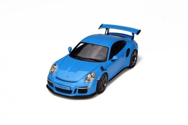 Porsche 911  991 GT3 RS  GTSpirit GT139  1 18