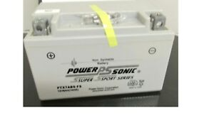 BATTERY-HONDA-TR200-FAT-CAT-200CC-YR-1987-12V-6AH-85-CCA-FACTORY-SEALED