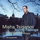 Spring Feelings 8712474138425 by Misha Tsiganov CD