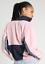 thumbnail 2 - UMBRO PROJECTS Shell Jacket Ladies Blush Pink Blue Night Large #REF126
