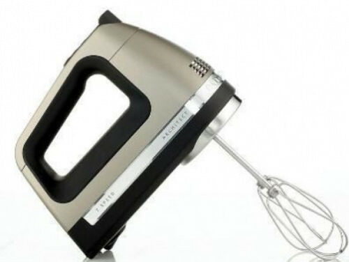 KitchenAid hand mixer Khm620acs 6 speed Powerful Silver