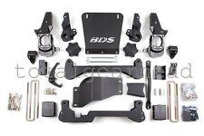 "2001-2010 Chevrolet GMC 2500/3500HD & NonHD 7"" BDS Lift Kit *FOX SHOCKS* [189H]"
