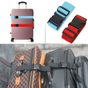 Travelon Bag Bungee Luggage Add A Bag Strap Travel Suitcase Attachment System | eBay