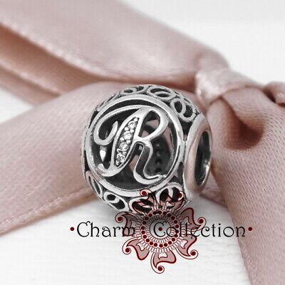 charm pandora lettera r