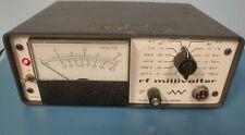 Helper Instruments Rf 801 Rf Millivoltmeter