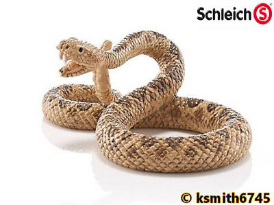 Schleich COBRA solid plastic toy pet wild zoo animal SNAKE reptile NEW *