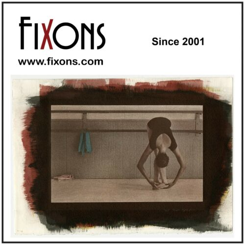 "Fixxons Digital Negative Inkjet Film for Contact Printing 13/"" x 100/' Roll"