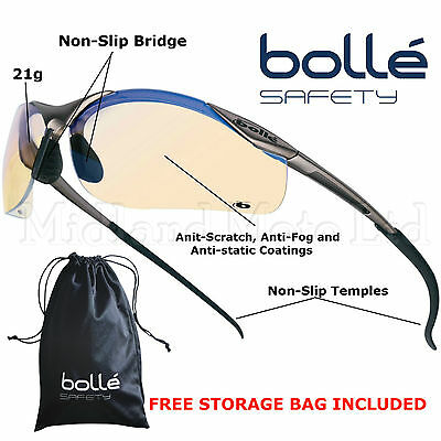 Bolle Contour ESP Lens Safety glasses CONTESP