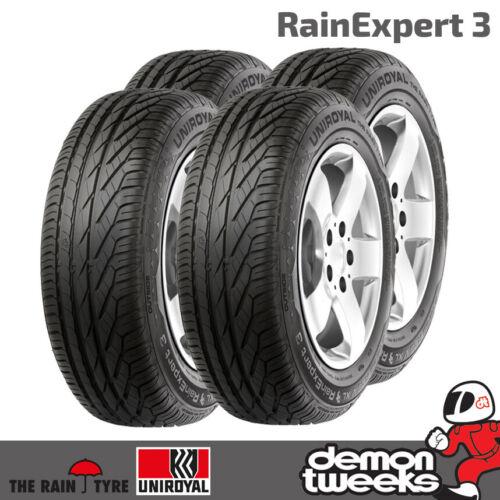 4 x UNIROYAL RAINEXPERT 3 prestazioni su strada pneumatici 175 65 15 84H
