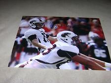 Justin Manton Louisiana Monroe Signed 8x10 Photo NFL