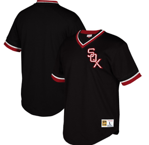 Mitchell-amp-Ness-Chicago-White-Sox-Baseball-Jersey-New-Mens-Sizes-MSRP-80