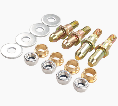 Fit for Chevy GMC Fullsize Truck /& SUV Door Hinge Pins Pin Bushing Kit