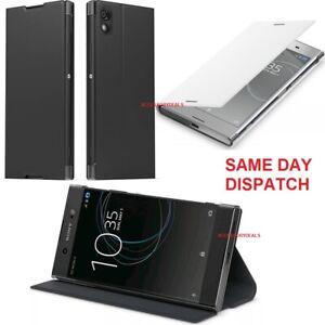 Genuine-Sony-Experia-XA1-Mobile-Flip-Case-cell-smart-phone-original-cover-wallet
