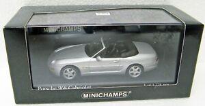 1994-Porsche-968-Cabriolet-silver-1-43-Minichamps-400062232-MB