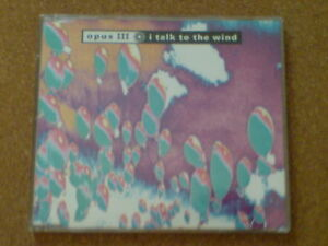 OPUS 3  I TALK TO THE WIND  CD SINGLE - <span itemprop=availableAtOrFrom>Cheshire, United Kingdom</span> - OPUS 3  I TALK TO THE WIND  CD SINGLE - Cheshire, United Kingdom