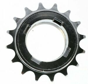 16-Teeth-Single-Speed-Bike-Bicycle-Shimano-Type-Freewheel-Cassette-1-2-034-x1-8-034