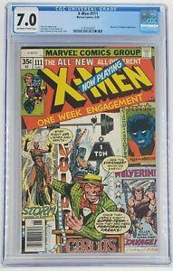 X-Men-111-CGC-7-0