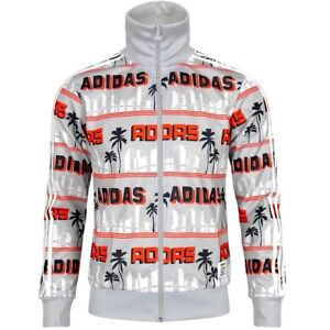 schwarz Adidas Jacke Firebird TT Herren rot Trainingsjacke