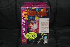 Bust-A-Move (Sega Game Gear, 1995) New Factory Sealed!