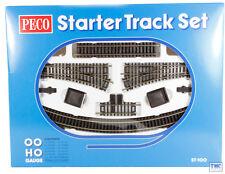 ST-100 OO/HO Scale Setrack OO/HO Starter Track Set complete boxed Peco