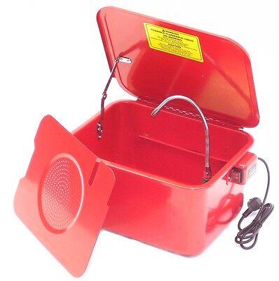 X282 Lackschaden Teilewaschgerät Waschgerät 13L Reiniger Reinigungsgerät Pumpe