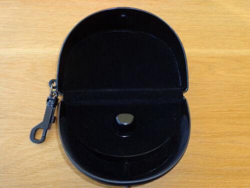 WILEY X HARD SHELL SUNGLASSES CASE BLACK NEW