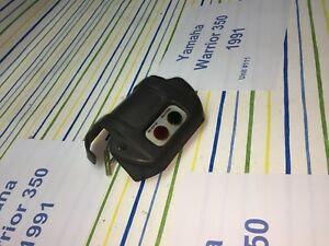 yamaha warrior 350 yfm atv dash panel lights wiring plug cover video rh ebay com