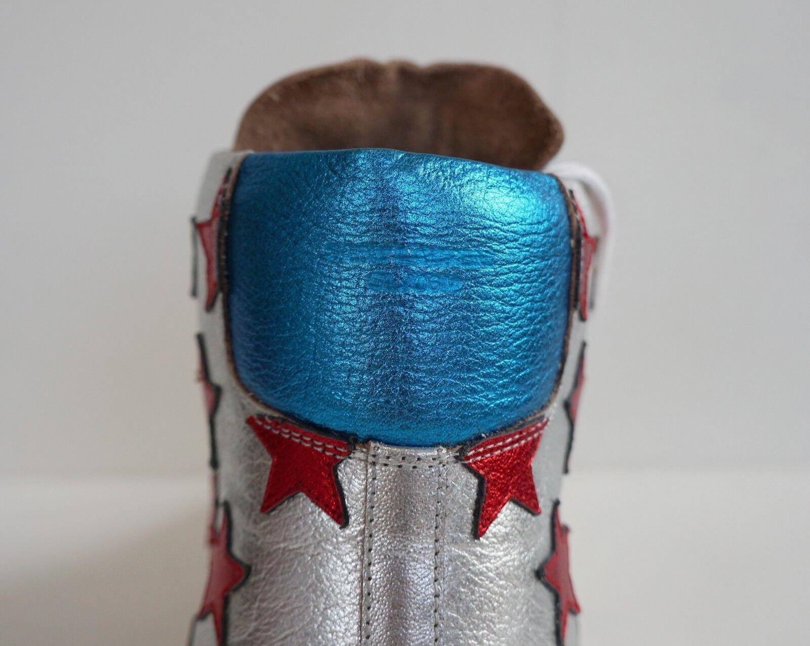 Scarpe casual da uomo  SAINT LAURENT SL/06 STAR CALIFORNIA COURT CLASSIC Leather Sneakers EU-43 US-10