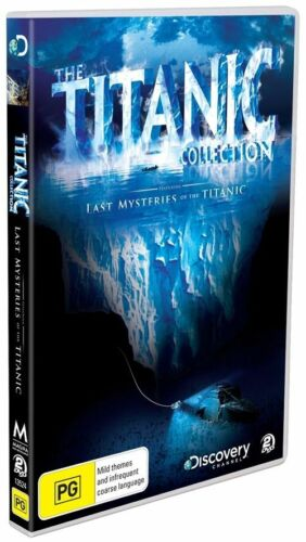 1 of 1 - The Titanic Collection (DVD, 2010, 2-Disc Set)*R4*Terrific Condition