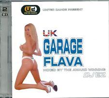 DJ EZ - UK GARAGE FLAVA -  2 CD ( COME NUOVO )