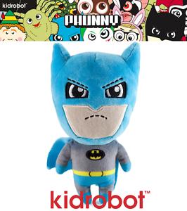 Kidrobot-Dc-Comics-Classic-Batman-Phunny-Plush-Figurine-New-Orig