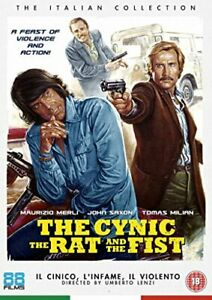 The-Cynic-The-Rat-And-The-Fist-DVD-Region-2