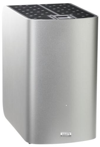 WD My Book Thunderbolt Duo 4TB Manufacturer Refurbished External Hard Drive b...