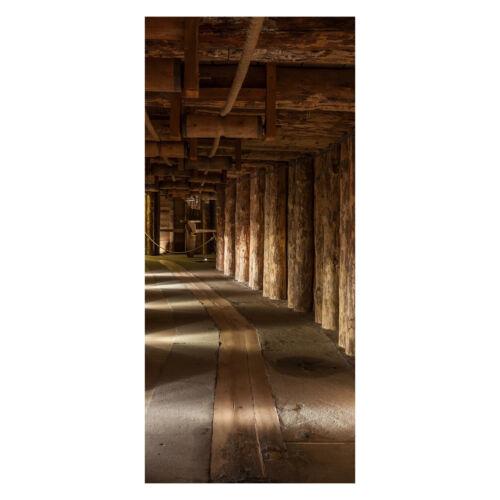 Tür-Aufkleber Wandbild M0289 Türtapete Salzbergwerk Polen Tapete Türbild
