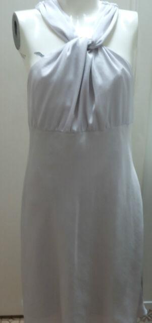 ANDREW MARC HALTER EMPIRE WAIST DRESS, SIZE US 12 BNWT, RRP$188