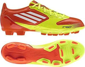 huge discount c7ae7 114bd Image is loading clearance-ADIDAS-F5-TRX-FG-FOOTBALL-BOOTS-G45871-