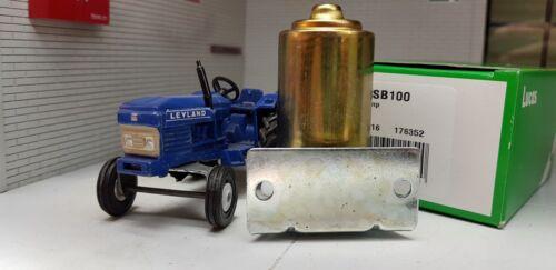 Gen OEM Lucas Scheiben Scheibenreiniger Pumpe Leyland Marshall Traktor 13H7553